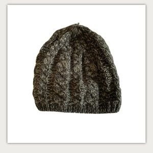 3/$20 Guess gray knit beanie